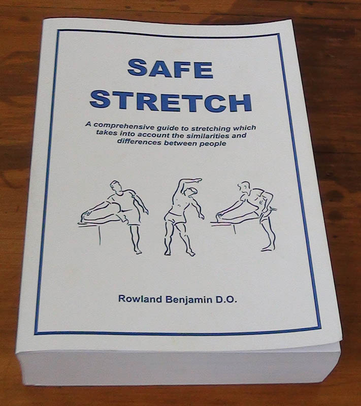 Safe Stretch front cover